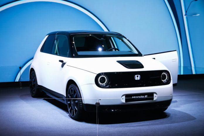 Elektryczny samochod Hondy – Urban E Prototype